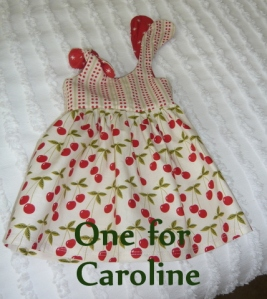 One for Caroline